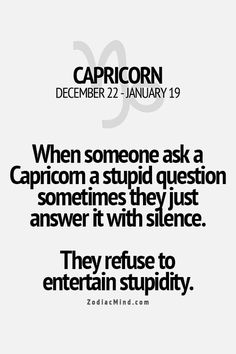 Zodiac Mind - Your source for Zodiac Facts Capricorn Quotes, Capricorn Facts, Zodiac Signs Capricorn, All About Capricorn, Capricorn And Aquarius, Zodiac Mind, Zodiac Quotes, Zodiac Facts, My Zodiac Sign