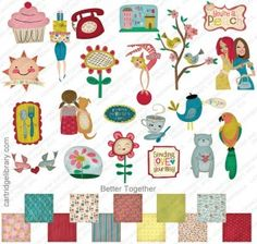 better together images and patterns