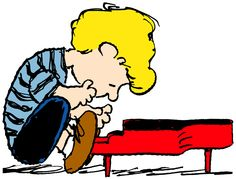 You are Schroeder. You are brilliant, ambitious, and brooding; you tackle tasks with extreme focus. People don't always interest you as much as other pursuits, though, so you can come off as aloof. http://www.brainfall.com/results/which-peanuts-character-are-you/
