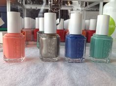 This spring, we're loving solid block colors as seen on the Prism runway.