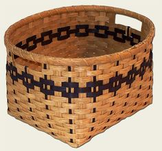 Traditional Storage Basket