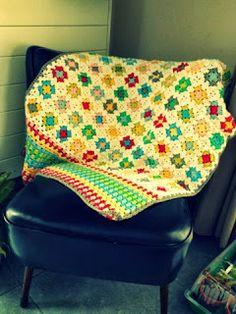 #Granny deken