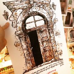 Ready for shipping! Old Port, Dip Pen, Get One, Venetian, Happy Shopping, Old Things, Prints, Poster, Etsy