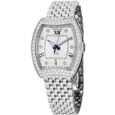 Bedat Women's 315.071.109 'No3' Diamond Dial Stainless Steel Automatic Watch | Overstock.com Shopping - Big Discounts on Bedat Women's More ...