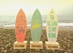 Inspiración Boda surfera