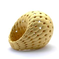 3D printing ring.Join the 3D Printing Conversation…