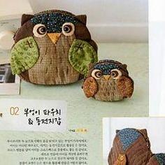 owl bag...