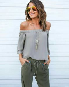 love the pants--they're like sweats