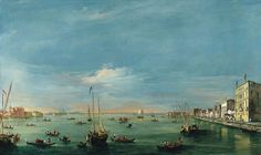 Francesco Guardi - View of the Giudecca Canal and the Zattere - Google Art Project.jpg