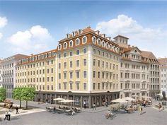 Lückenschluss am Dresdner Neumarkt - USD Immobilien GmbH Dresden