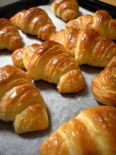 Foolproof Croissants