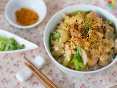 Chicken Donburi Recipe