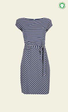 King Louie - Missy Dress Breton Stripe