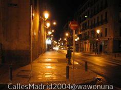 マドリッドの通り/ Calles de Madrid 2004 /  #madrid #calles #マドリードの通り #マドリード #マドリッド