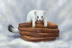 Toast Weasel II - All the Toast! by ToastWeasel
