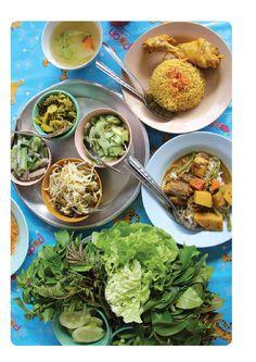 Bangkok's street food