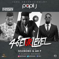nigerian superstar drummer and multi talented producer papii j drops hot banging single featuring p classic records topnotch boss peter okoye mr p