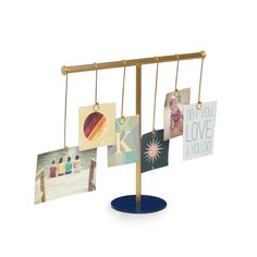 On A Wire Photo Display, $24.99 // I like this display as a substitute for a traditional mood board; somehow more curated and also more spontaneous?