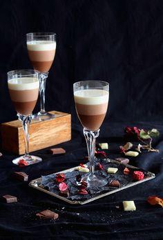 Mi Gran Diversión: Mousse tres chocolates