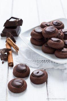 ovis mollis cioccolato con ganache morbida alla cannella