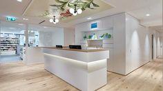 Interior Design for ApoDoc by www.aroma.ch