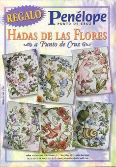 Gallery.ru / Фото #13 - Hadas de las Flores - anfisa1