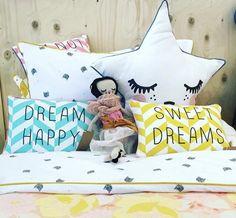 Kussen Dream Happy