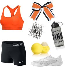 Cheer Practice outfit