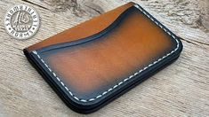 Stitching Leather, Leather Tooling, Tan Leather, Leather Wallet, Sewing Leather, Leather Craft, Diy Leather Projects, Leather Suppliers, Leather Workshop