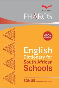 English Dictionary for South African Schools English Dictionaries, Effective Communication, Book Collection, Grammar, Definitions, Schools, African, Colleges