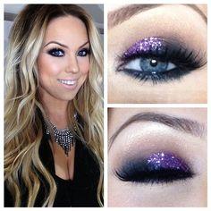 ♥♥ pretty eye makeup!!