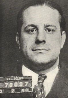 """FRANK ABBANDANDO Birth: Jul. 11, 1910 Death: Feb. 19, 1942 Organized Crime Figure. Known as """"The Dasher"""", he was a member of a murder-for-hire gang made up of Jewish and Italian street gangsters working out of Brooklyn, New York"""