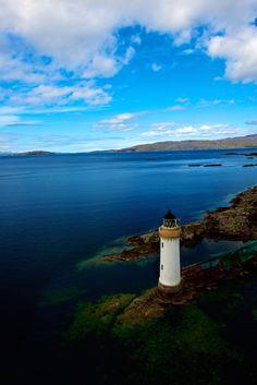 Isle of Skye light.