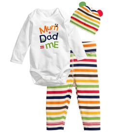 84.06$  Watch now - http://alii5r.worldwells.pw/go.php?t=32386853488 - 2016 Fashion Baby Clothing Set(Romper+Hat+Pants)Summer Baby Boy Suit Newborn Baby Girls Clothes Roupas De Bebe Jumpsuit 84.06$