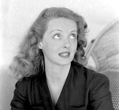 Bette Davis for LIFE 〡 Alfred Eisenstaedt, 1939