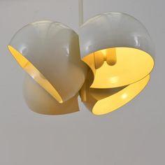 Located using retrostart.com > Ecatombe Hanging Lamp by Vico Magistretti for Artemide