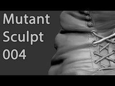 Shoe Sculpt