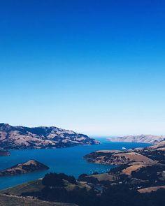 The amazing Banks Peninsula  #bankspeninsula #christchurchnz #newzealand #southislandnz #travel #goodlife