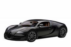 F/S AUTOart BUGATTI VEYRON SUPER SPORT CARBON BLACK 70937 1/18 Scale Model Car #AUTOart #BUGATTI