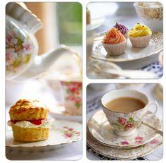 Tea Party Menu Suggestions