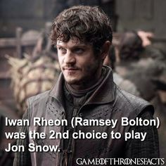 The Rundown: Game of Thrones, The Lion and the Rose Bolton Game Of Thrones, Game Of Thrones Books, Game Of Thrones Facts, Game Of Thrones Quotes, Game Of Thrones Characters, Game Of Throbes, Ramsey Bolton, Iwan Rheon