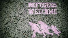 Flüchtlinge willkommen!
