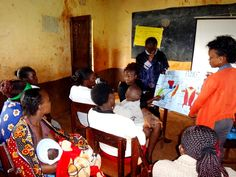 Family planning is one of the most popular topics among mothers at our mother-child health clinics! #publichealth #Kenya