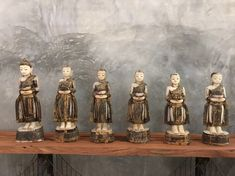 Burmese, Acacia Wood, Ancient Art, Rare Antique, Buddhism, Buddha Statues, Hand Carved, 19th Century, Carving