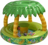 cute jungle baby pool