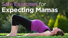 What Exercises are Safe in the Second Trimester? #pregnancy