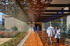 Nature and Nurture: NBBJ's Palo Alto Medical Foundation San Carlos Center | Projects | Interior Design