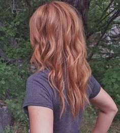 strawberry blonde balayage - Google Search                                                                                                                                                                                 More