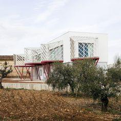 Casa Doble - Langarita Navarro Arquitectos, Arquitectura, diseño, casas