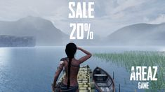 #AreaZ game weekend #steamsale 20% just for €11.99! Grab your copy now on Steam